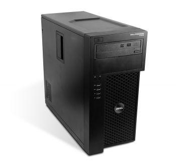 Dell Precision T1650 Tower PC Computer - Intel Core i7-3770 4x 3,4 GHz DVD-Brenner
