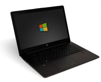 HP ZBook Studio G3 15,6 Zoll Full-HD Laptop - Intel Core i7 4x 2,6 GHz 8 GB DDR4 256 GB SSD