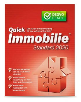 Lexware QuickImmobilie Standard 2020 - ESD
