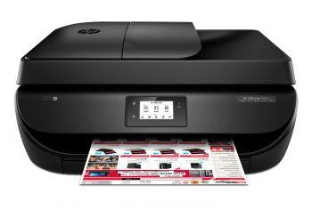 HP OfficeJet 4655 - All-in-One Drucker - Drucken - Scannen - Kopieren - Faxen