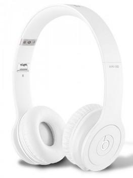 Beats by Dr. Dre Solo HD Weiß Matt