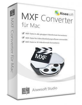 Aiseesoft MXF Converter Mac - ESD