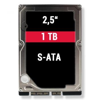 1000 GB HDD Festplatte 2,5 Zoll (inkl. Einbau)