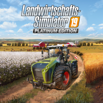 Landwirtschafts-Simulator 19 Platinum Edition Add-On - ESD