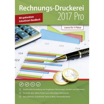 Markt+Technik Rechnungsdruckerei 2017 PRO  - ESD