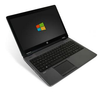 HP Zbook 15-G1 15,6 Zoll Full-HD Laptop Notebook - Intel Core i7-4600M 2x 2,9 GHz