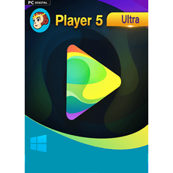 DVDFab Player 5 Ultra - 24 Monate - ESD