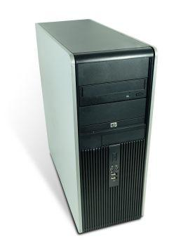 HP DC5750 Tower PC Computer - AMD Athlon 64 X2 Dual Core-4400+ 2x 2,3 GHz