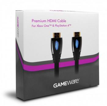 GAMEware Premium HDMI 2.0 Kabel - 2160p - 2 Meter