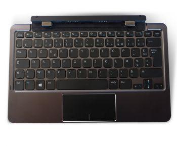Dell K12A001 Tastatur für Venue 11 Pro 51XX 71XX / Latitude 51XX Serien