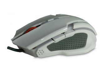 Souris AK888 Gamer-Maus - Weiss