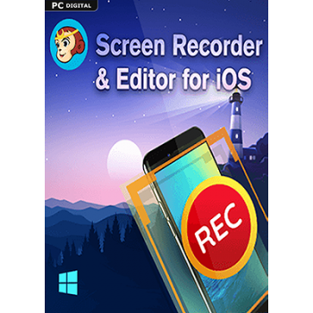 DVDFab Screen Recorder & Editor for iOS - 24 Monate - ESD