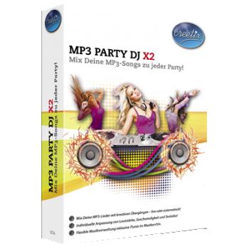 MP3 Party DJ X2 - ESD