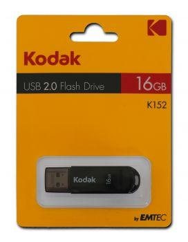 Kodak K152 - USB 2.0 Stick - 16 GB Speicherkapazität