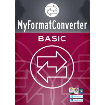 MyFormatConverter Basic - ESD