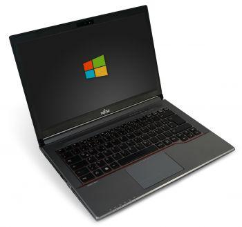 Fujitsu LifeBook E744 14 Zoll Laptop Notebook - Intel Core i5-4300M 2x 2,6 GHz DVD-Brenner WebCam