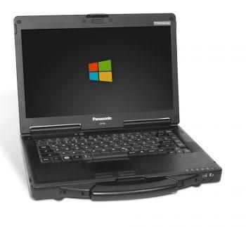Panasonic ToughBook CF-53 14 Zoll Laptop Notebook - Intel Core i5 2x 2,6 GHz DVD-Brenner