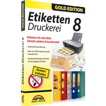 Etiketten Druckerei 8 - ESD