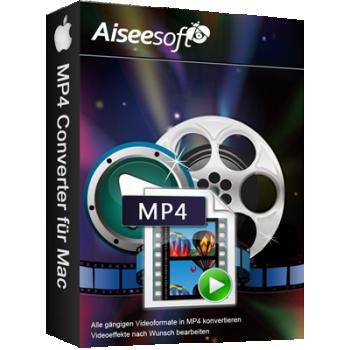 Aiseesoft MP4 Converter for Mac - ESD