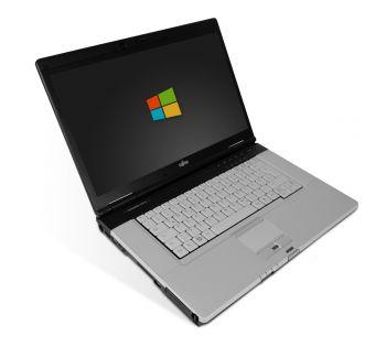 Fujitsu H700  GamerStation 15,6 Zoll Full-HD Laptop Notebook - Intel Core i7-620M 2x 2,66 GHz DVDRW