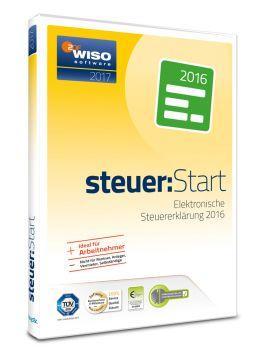 WISO steuer:Start 2017 (für Steuerjahr 2016) - ESD