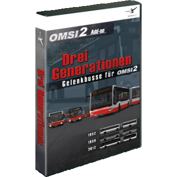 OMSI 2 Drei Generationen DLC - ESD
