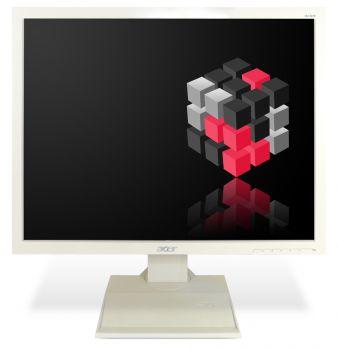 Acer B193 - 19 Zoll TFT Flachbildschirm Monitor - weiss
