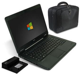 Dell Latitude E5440 14 Zoll Laptop Notebook Bundle - Intel Core i5-4200U bis 2x 2,6 GHz DVD-Brenner