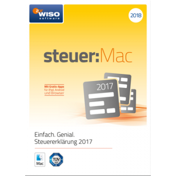 WISO steuer:Mac 2018 - ESD