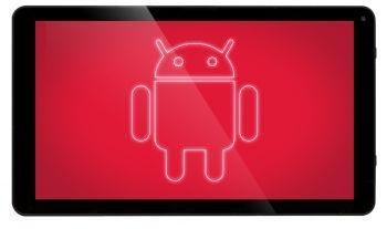 Denver TAQ 10172 MK3 10 Zoll Tablet PC -  Quad Core 4x 1,2 GHz 1 GB RAM 8 GB Speicher - Android 5.1