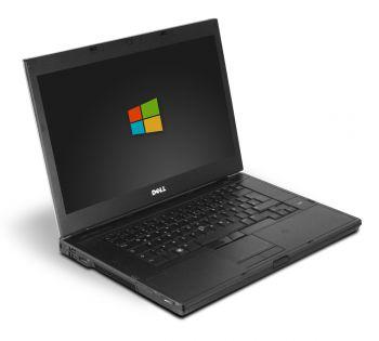 Dell Latitude E6510 15,6 Zoll Laptop Notebook - Intel Core i5-M520 2x 2,4 GHz DVD-Brenner