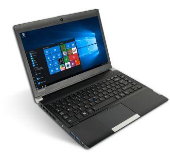 Toshiba Portege R30 13,3 Zoll Full-HD Laptop - Intel Core i7 2x 3,0 GHz DVD-Brenner - Webcam
