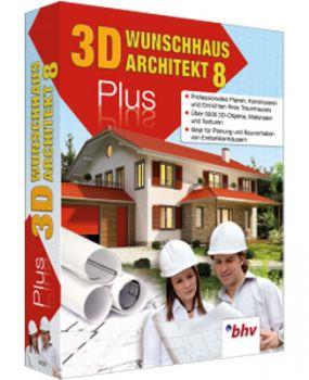 3D Wunschhaus Architekt 8.0 Plus - ESD