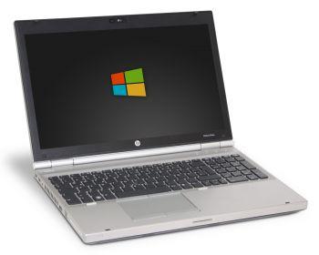 HP EliteBook 8560p 15,6 Zoll Notebook - Intel Core i7-2620M 2x 2,7GHz DVD-Brenner WebCam