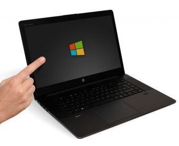 HP Zbook Studio G3 15,6 Zoll Full-HD Touchscreen Laptop - Intel Core i7 4x 2,6 GHz 16 GB 1 TB SSD