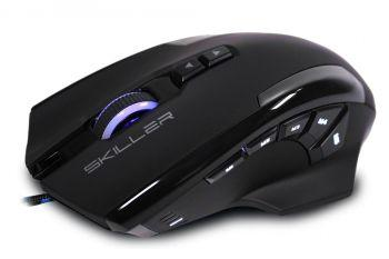 Sharkoon Skiller SGM1 - Opitcal Gaming Mouse