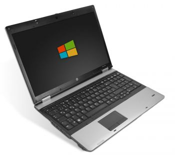 HP ProBook 6555b 15,6 Zoll Laptop AMD Turion II Dual-Core N530 2,5 GHz DVD-Brenner