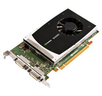 Nvidia Quadro 2000 D Grafikkarte 1GB GDDR5 2x DVI