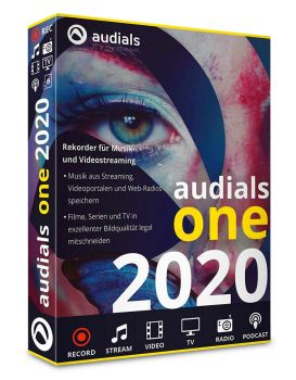 Audials One 2020 - ESD
