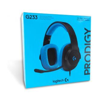 Logitech G233 Prodigy Gaming-Headset