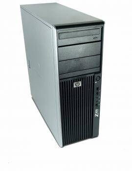 HP Z400 Workstation PC Computer - Intel Xeon-W3530 4x 2,8 GHz DVD-Brenner