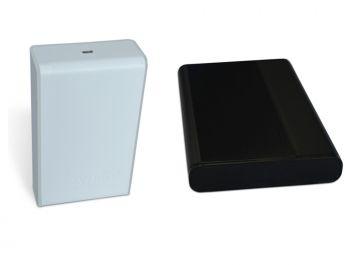 Externe 2,5 Zoll Festplatte mit 320 GB HDD Speicher
