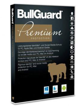 BullGuard Premium Protection 2019 / 2020 - 10 Geräte / 1 Jahr - ESD