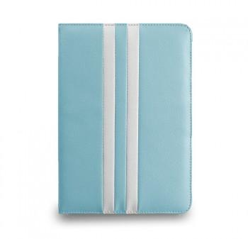 Noratio Smart Cover Retro Style für iPad mini 1. - 4. Generation - blau