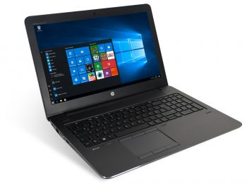 HP Zbook 15,6 Zoll Full-HD Laptop - Intel Core i7 4x 2,7 GHz 16 GB DDR4 2x 512 GB SSD - AMD FirePro