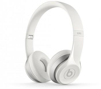 Beats by Dr. Dre Solo2 On-ear Weiß