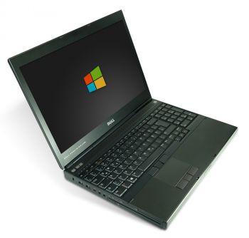 Dell Precision M4700 15,6 Zoll Full-HD Laptop Notebook - Intel Core i7-3740QM 4x 2,7 GHz DVD-Brenner