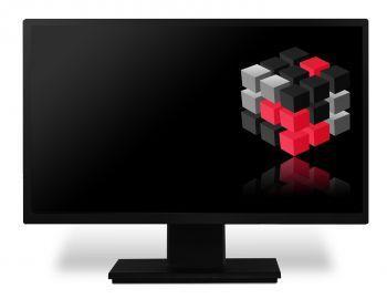 22 Zoll TFT Flachbildschirm Monitor - nach Lagerbestand - B-Ware
