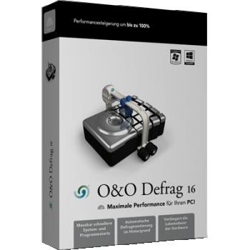 Defrag 16 Professional Edition 1 PC - ESD