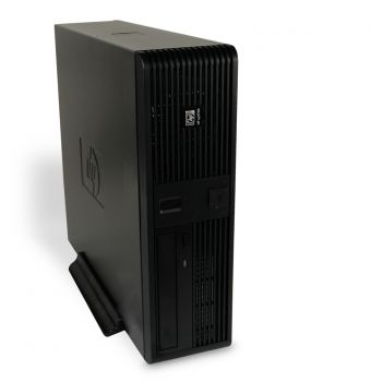 HP Business rp5700 SFF PC Computer - Intel Dual Core E-2160 2x 1,8 GHz DVD-Brenner